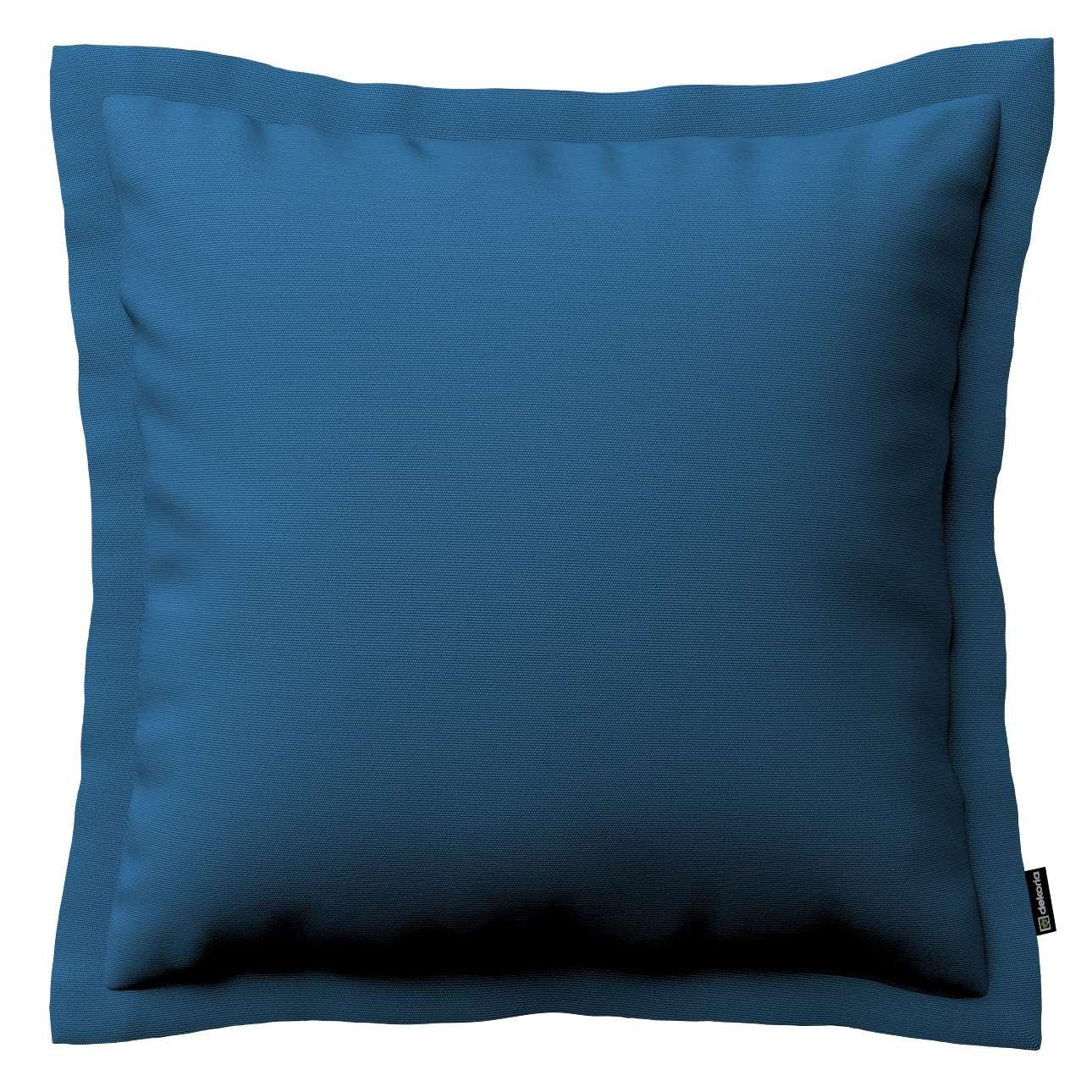 Mona dekoratyvinių pagalvėlių užvalkalas su sienele 45 x 45cm kolekcijoje Cotton Panama, audinys: 702-30