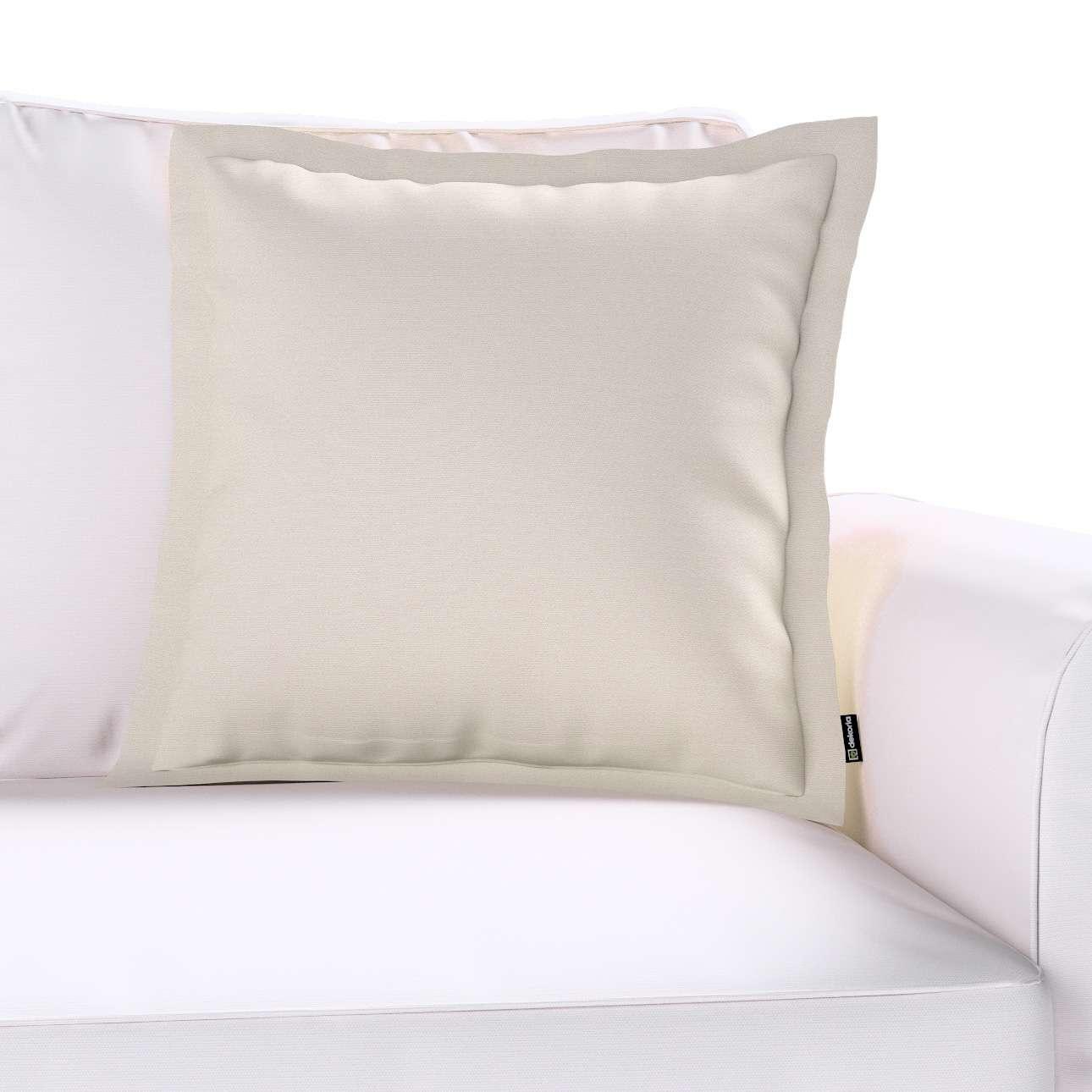 Poszewka Mona na poduszkę w kolekcji Cotton Panama, tkanina: 702-31