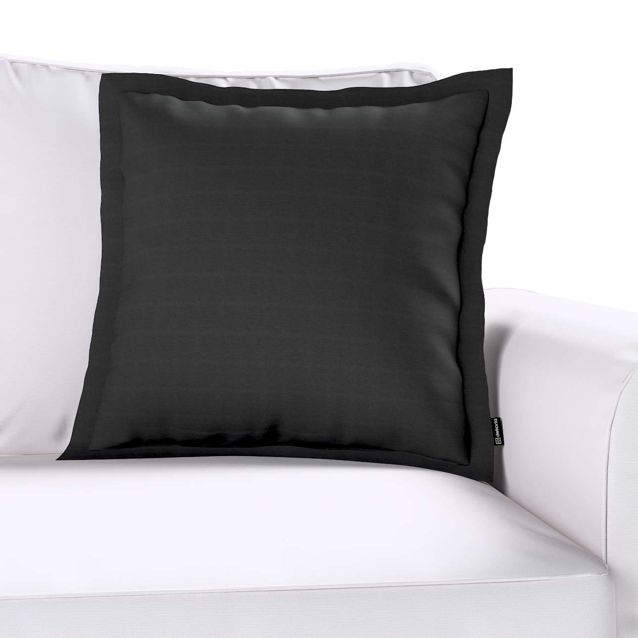 Mona dekoratyvinių pagalvėlių užvalkalas su sienele 45 x 45cm kolekcijoje Jupiter, audinys: 127-99