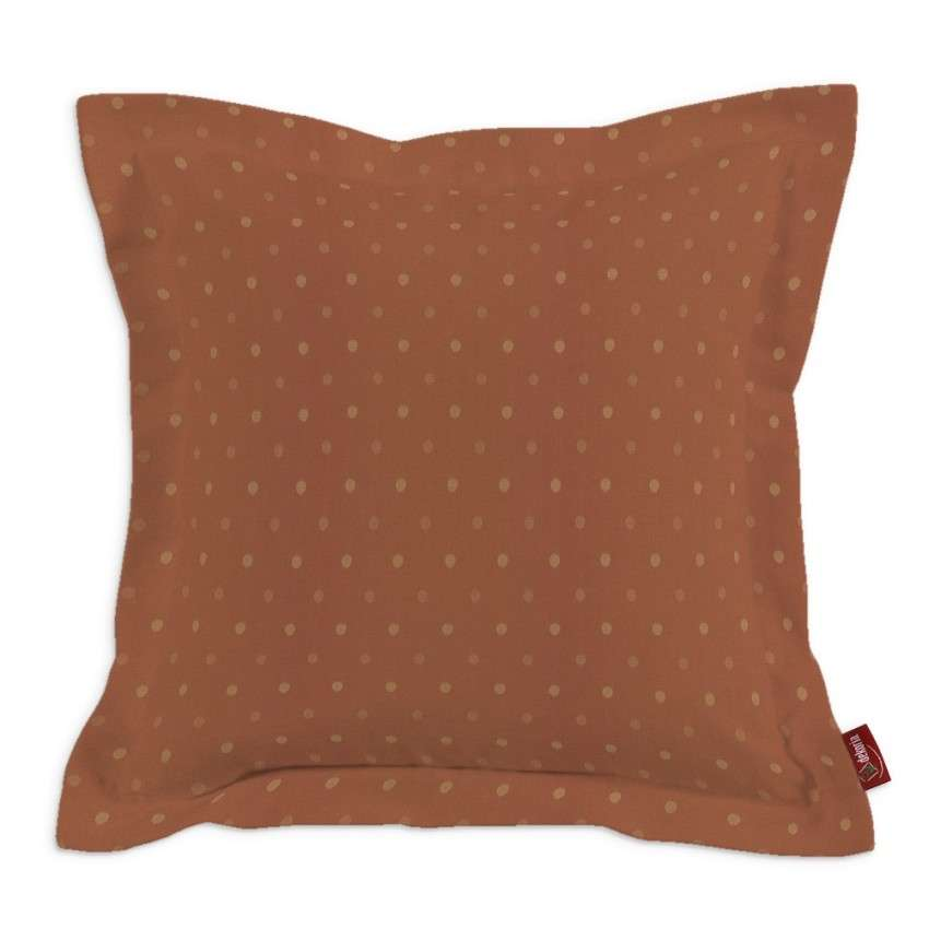 Mona cushion cover with border in collection SALE, fabric: 130-08