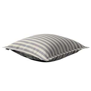Mona dekoratyvinių pagalvėlių užvalkalas su sienele 45 x 45cm kolekcijoje Quadro, audinys: 136-02