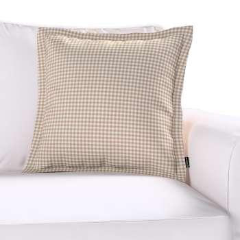 Poszewka Mona na poduszkę 45x45 cm w kolekcji Quadro, tkanina: 136-05