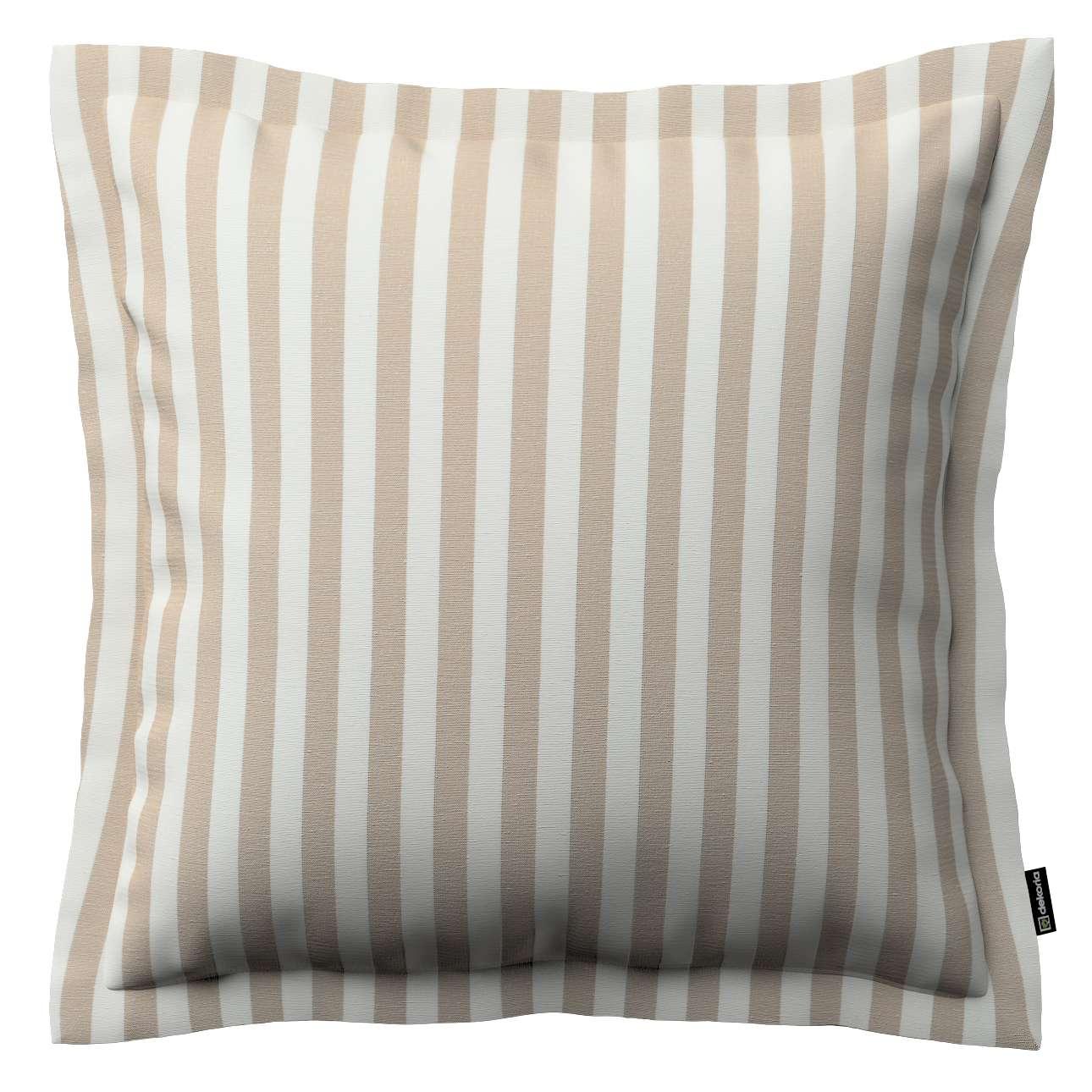 Poszewka Mona na poduszkę w kolekcji Quadro, tkanina: 136-07