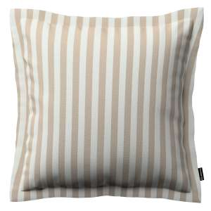 Mona dekoratyvinių pagalvėlių užvalkalas su sienele 45 x 45cm kolekcijoje Quadro, audinys: 136-07