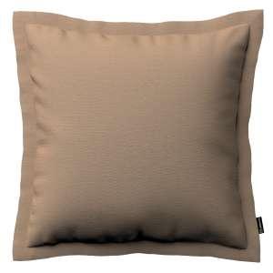 Mona dekoratyvinių pagalvėlių užvalkalas su sienele 45 x 45cm kolekcijoje Quadro, audinys: 136-09
