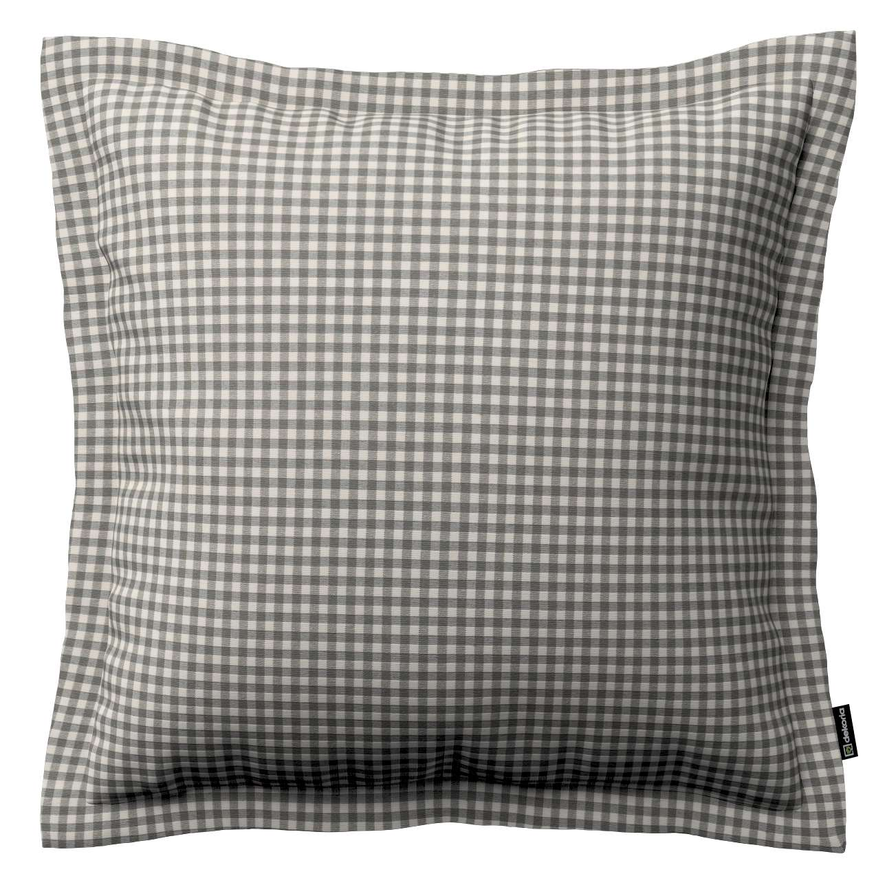 Poszewka Mona na poduszkę 45x45 cm w kolekcji Quadro, tkanina: 136-10