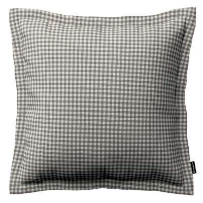 Poszewka Mona na poduszkę w kolekcji Quadro, tkanina: 136-10