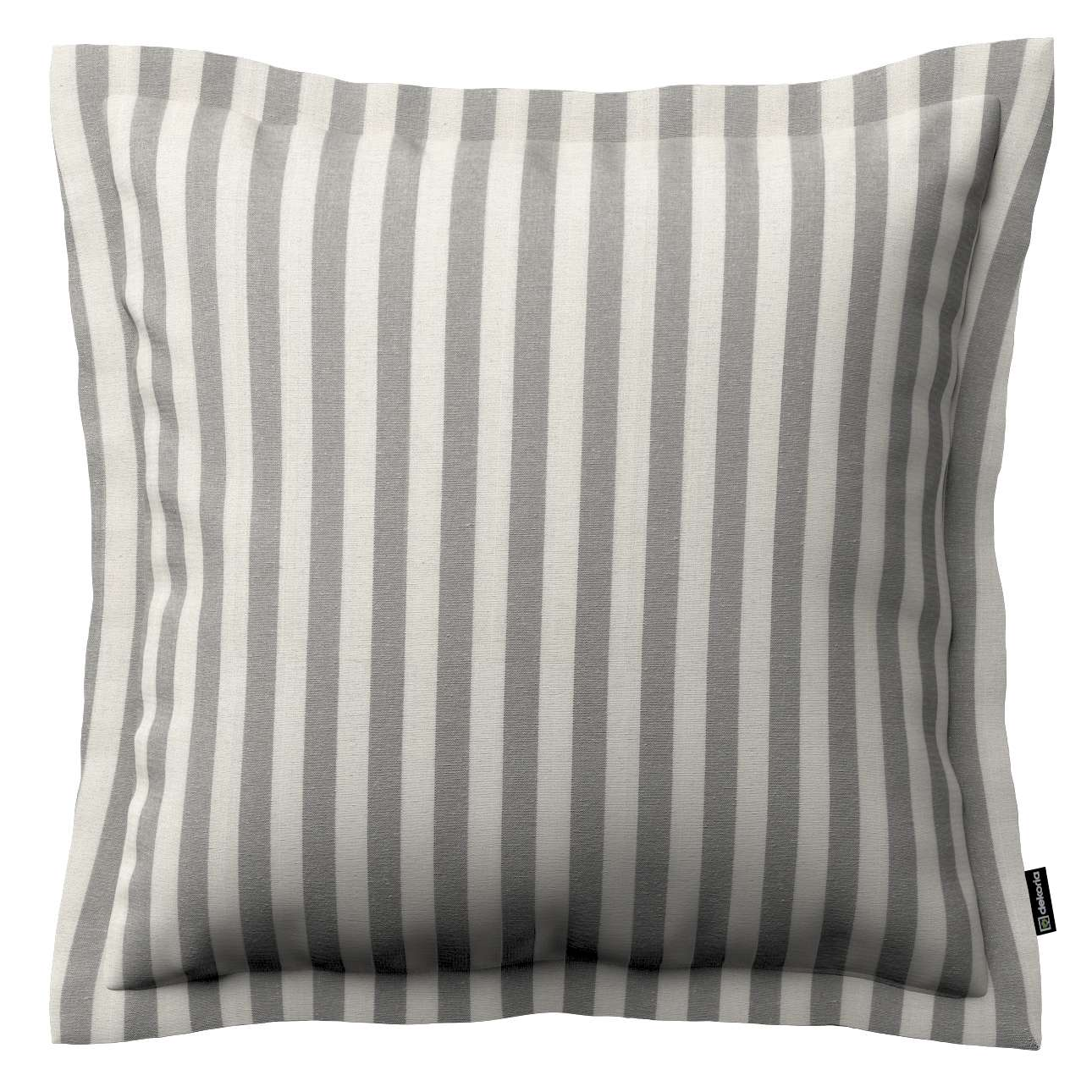 Mona dekoratyvinių pagalvėlių užvalkalas su sienele 38 x 38 cm kolekcijoje Quadro, audinys: 136-12