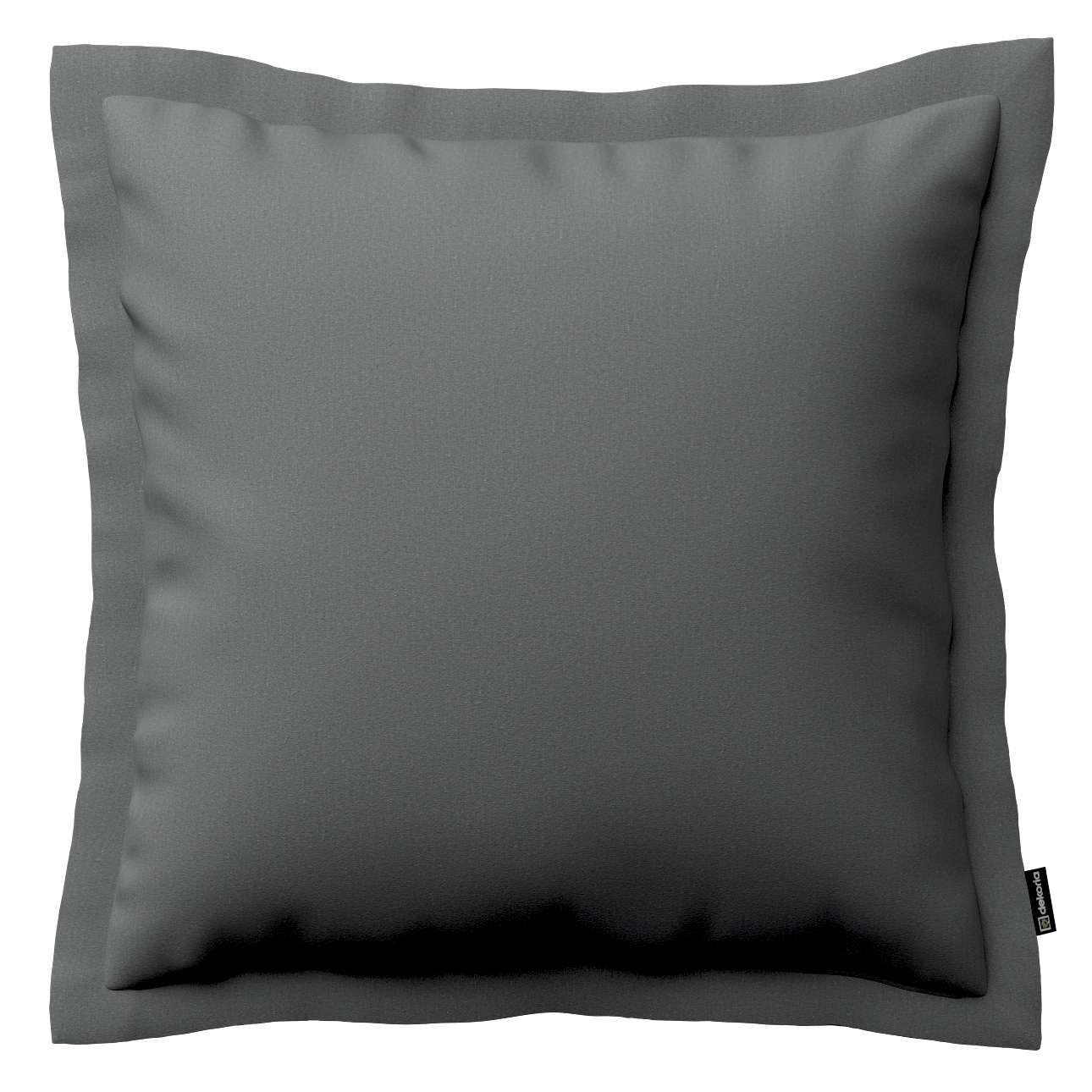 Poszewka Mona na poduszkę 45x45 cm w kolekcji Quadro, tkanina: 136-14
