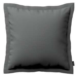 Mona dekoratyvinių pagalvėlių užvalkalas su sienele 38 x 38 cm kolekcijoje Quadro, audinys: 136-14