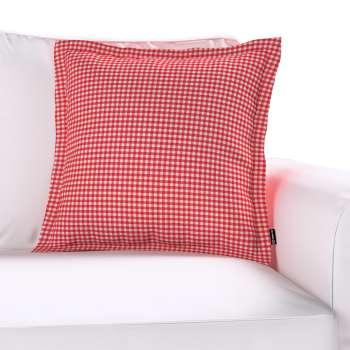Poszewka Mona na poduszkę w kolekcji Quadro, tkanina: 136-15