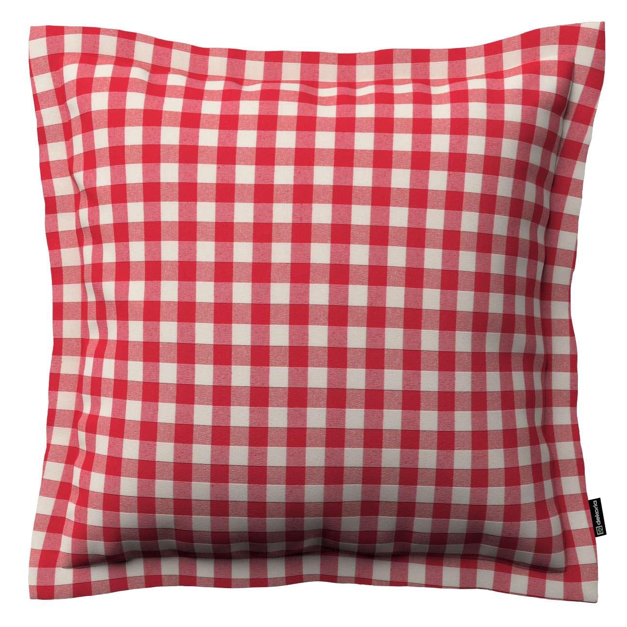Poszewka Mona na poduszkę 45x45 cm w kolekcji Quadro, tkanina: 136-16