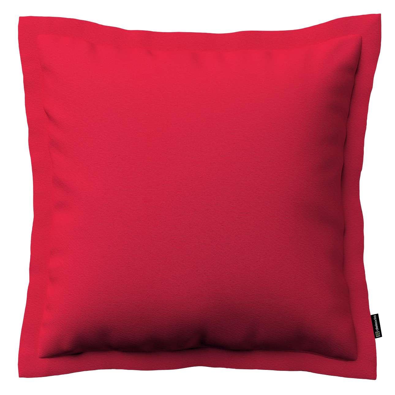 Mona dekoratyvinių pagalvėlių užvalkalas su sienele 38 x 38 cm kolekcijoje Quadro, audinys: 136-19