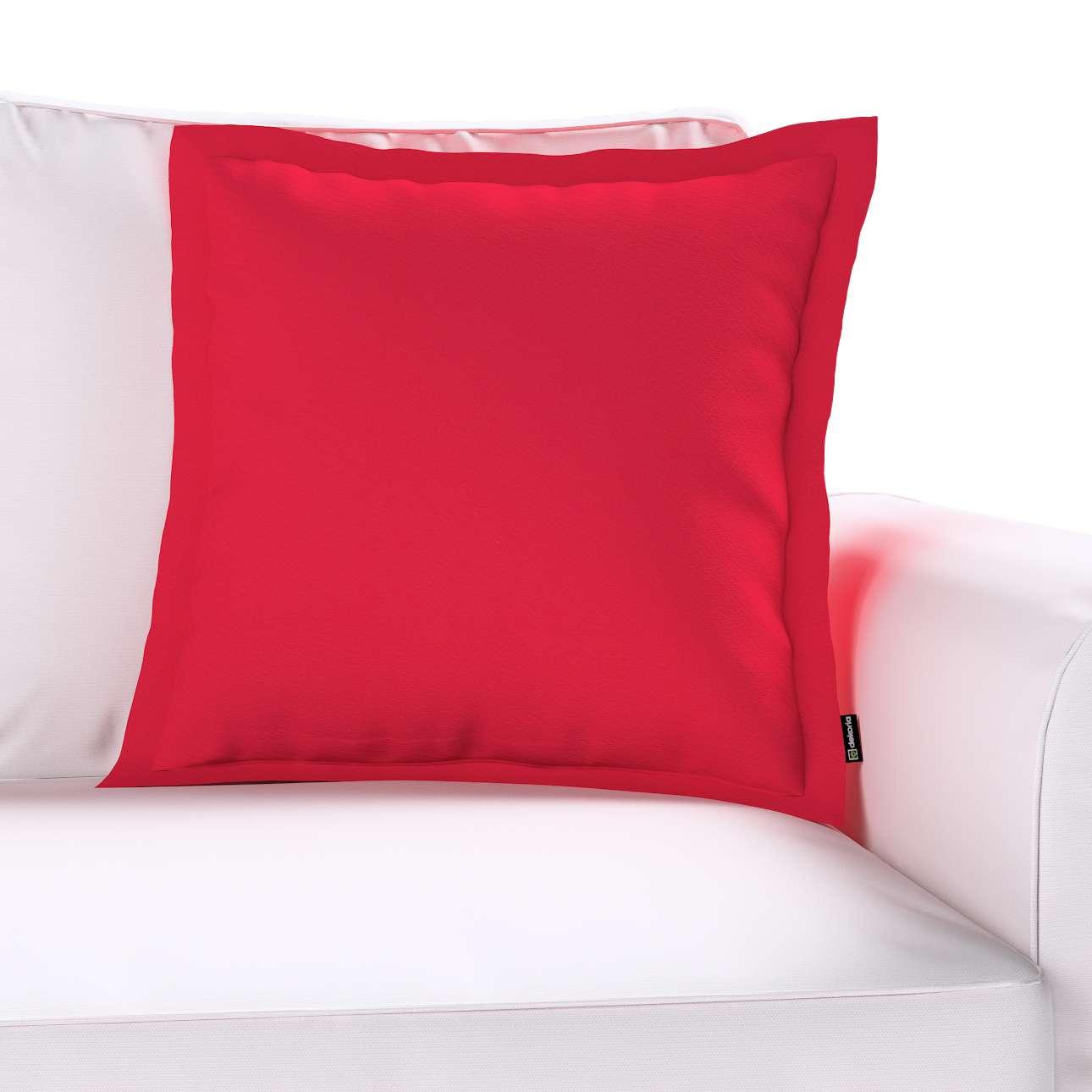 Poszewka Mona na poduszkę w kolekcji Quadro, tkanina: 136-19