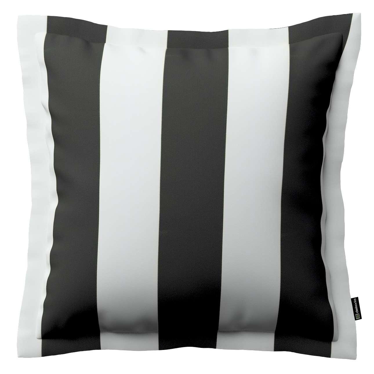 Mona dekoratyvinių pagalvėlių užvalkalas su sienele 45 x 45cm kolekcijoje Comics Prints, audinys: 137-53