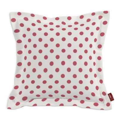 Párnahuzat Mona 137-70 pink-fehér Méteráru Little World Lakástextil