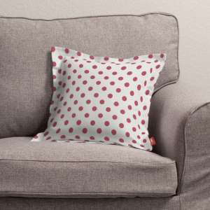 Mona dekoratyvinių pagalvėlių užvalkalas su sienele 45 x 45cm kolekcijoje Ashley , audinys: 137-70