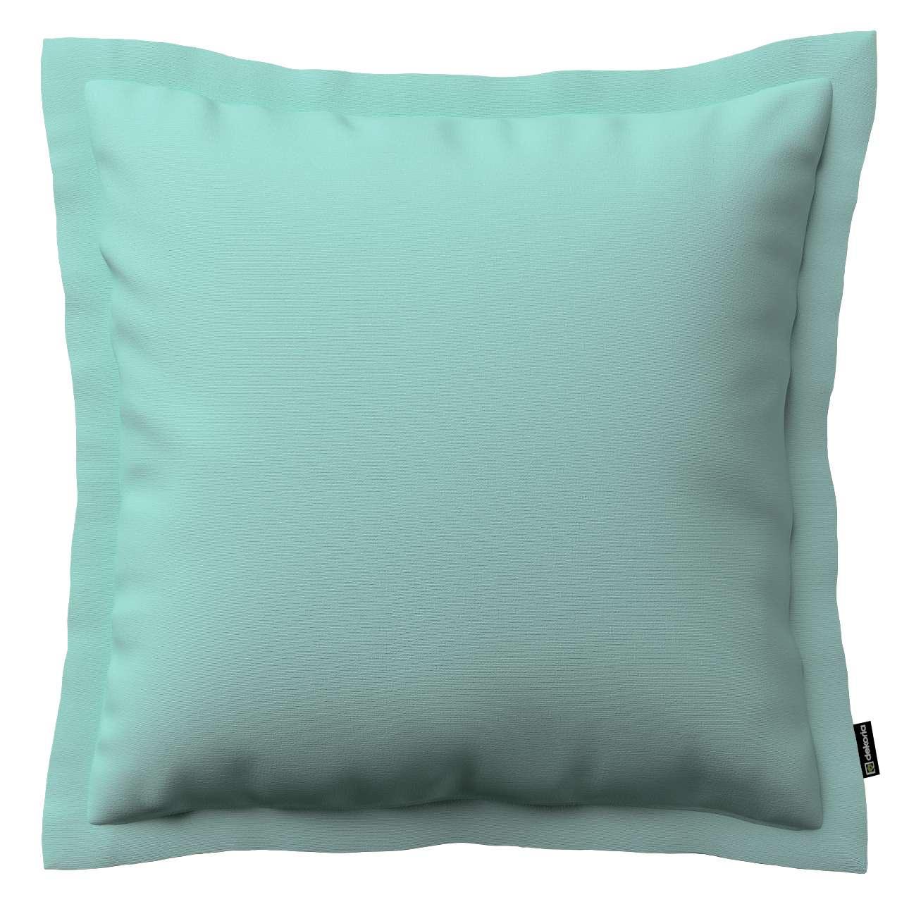 Mona dekoratyvinių pagalvėlių užvalkalas su sienele 45 x 45cm kolekcijoje Loneta , audinys: 133-32