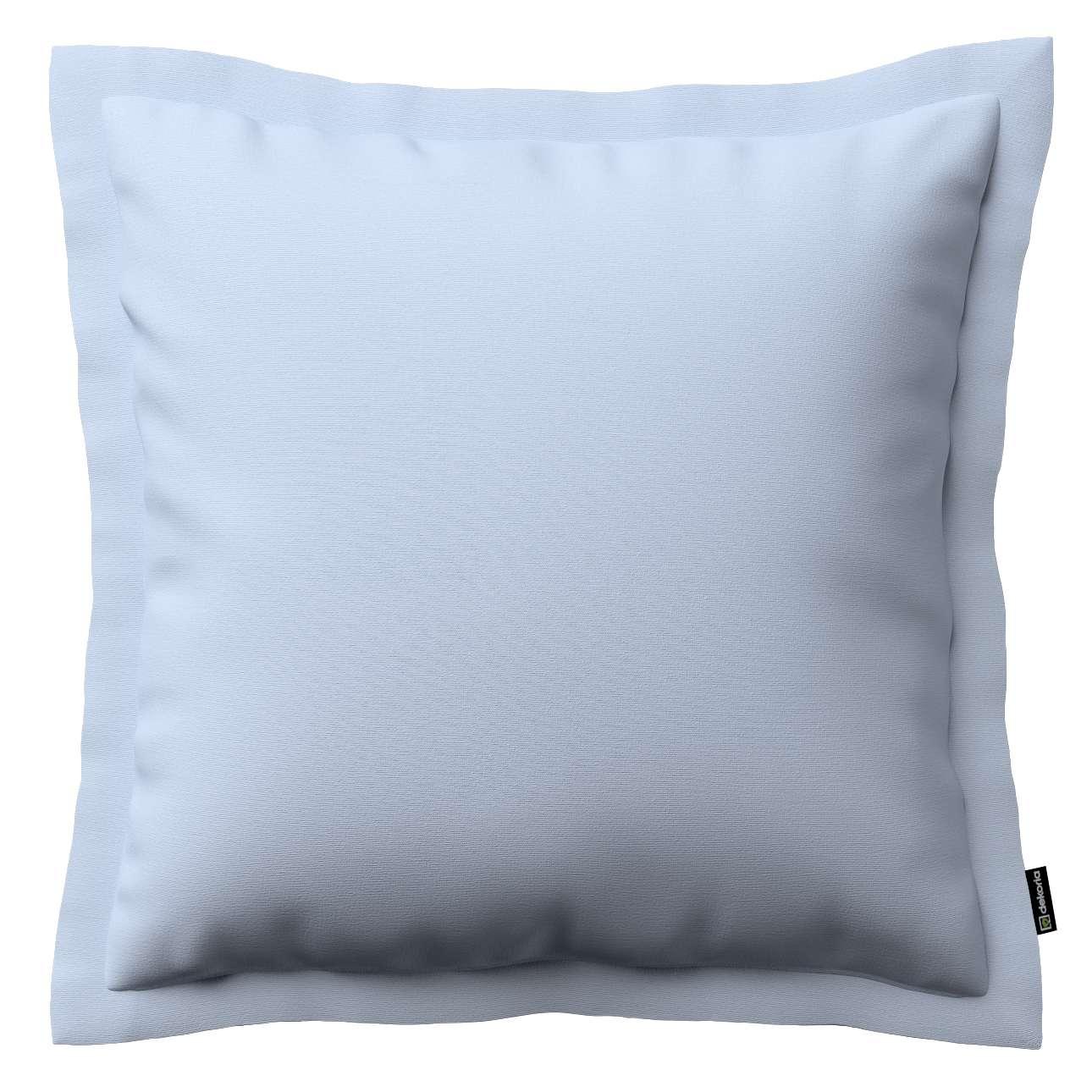 Mona dekoratyvinių pagalvėlių užvalkalas su sienele 38 x 38 cm kolekcijoje Loneta , audinys: 133-35