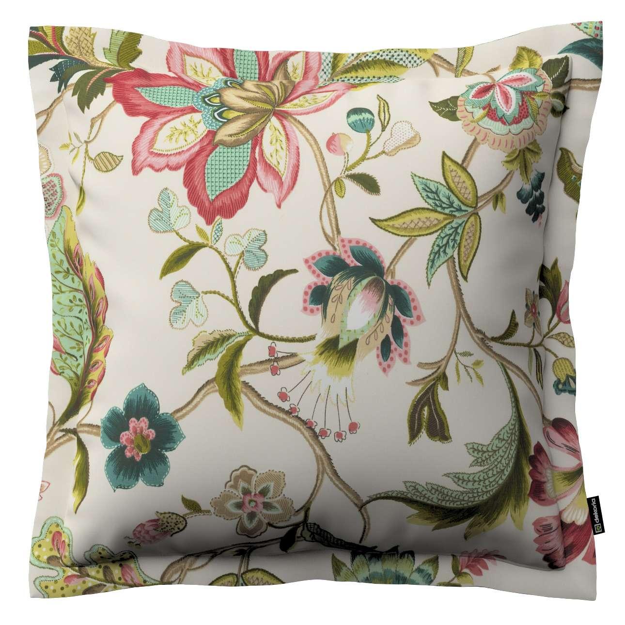Poszewka Mona na poduszkę 38x38 cm w kolekcji Londres, tkanina: 122-00