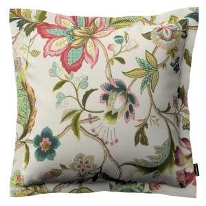 Mona dekoratyvinių pagalvėlių užvalkalas su sienele 38 x 38 cm kolekcijoje Londres, audinys: 122-00