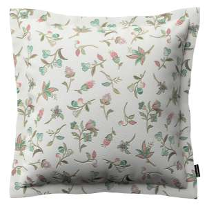 Mona dekoratyvinių pagalvėlių užvalkalas su sienele 45 x 45cm kolekcijoje Londres, audinys: 122-02
