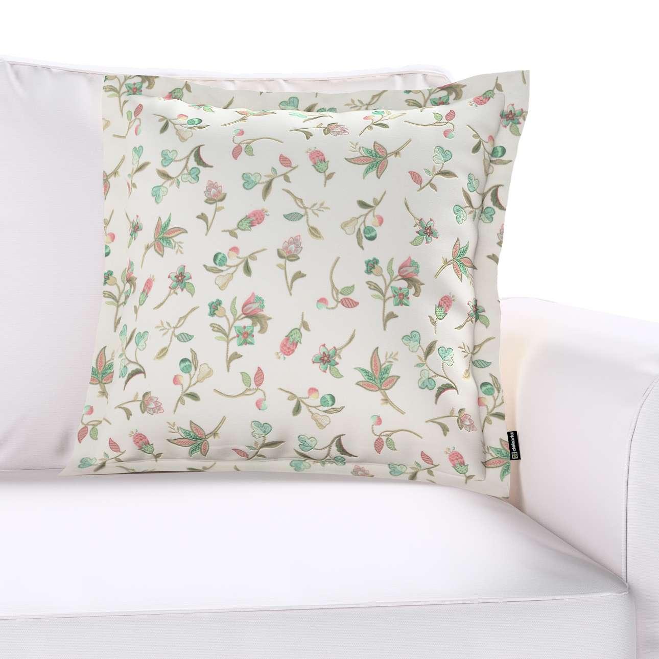 Poszewka Mona na poduszkę w kolekcji Londres, tkanina: 122-02
