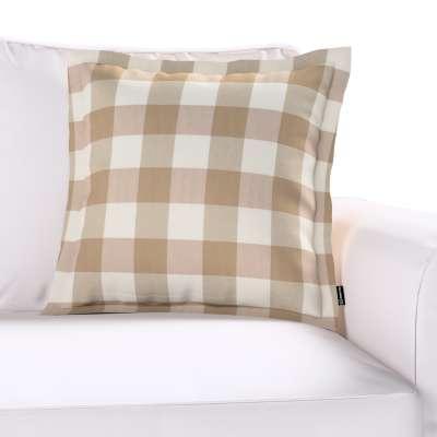 Poszewka Mona na poduszkę w kolekcji Quadro, tkanina: 136-08