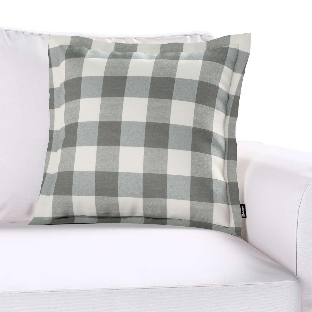 Poszewka Mona na poduszkę 45x45 cm w kolekcji Quadro, tkanina: 136-13