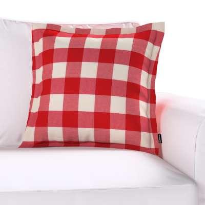 Poszewka Mona na poduszkę w kolekcji Quadro, tkanina: 136-18