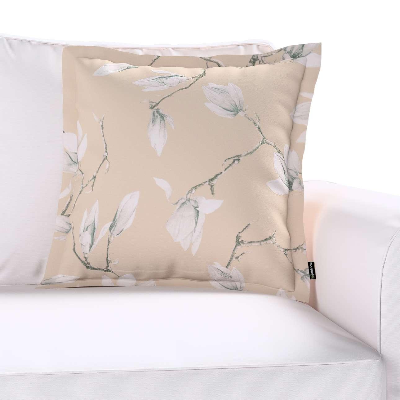 Poszewka Mona na poduszkę 45x45 cm w kolekcji Flowers, tkanina: 311-12