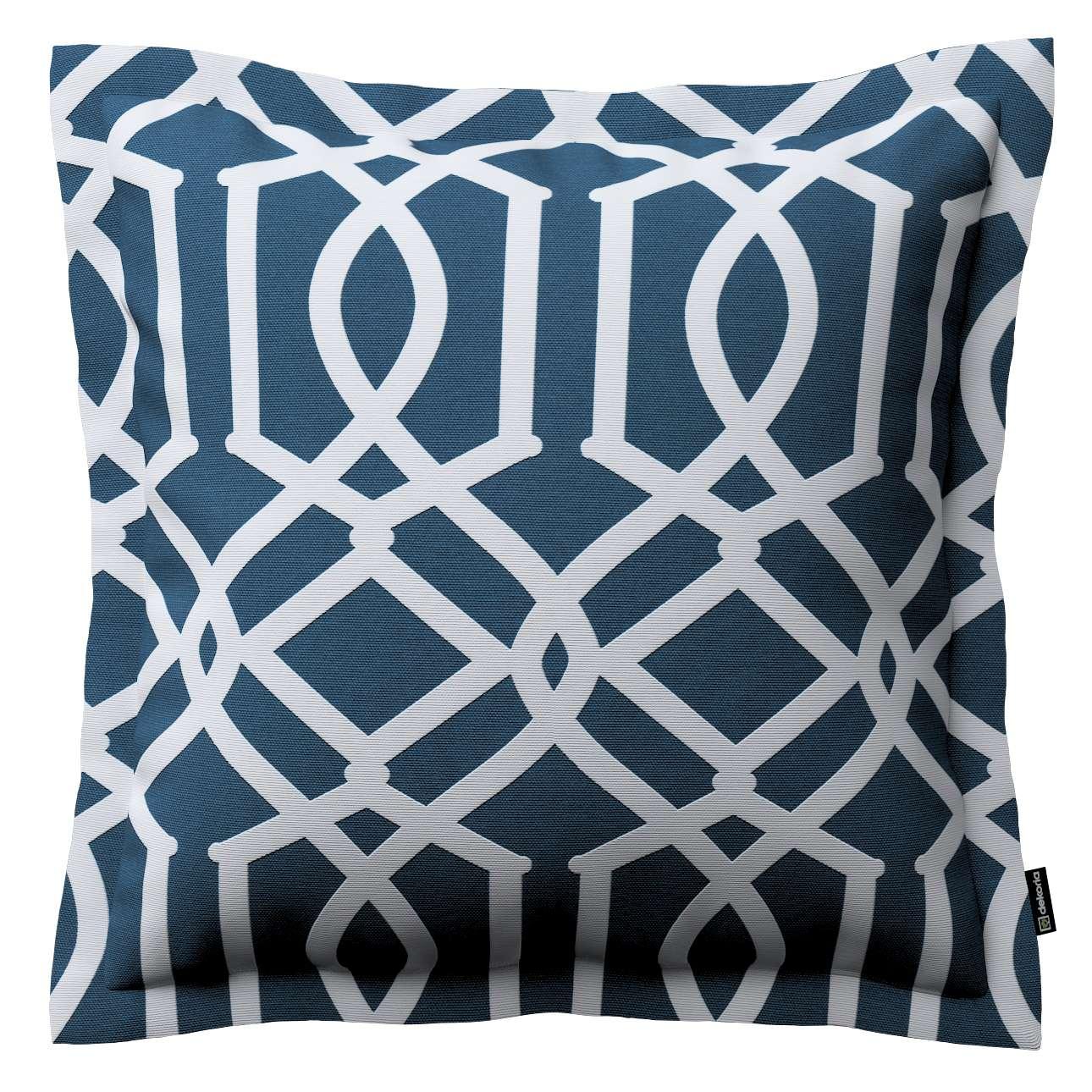 Mona dekoratyvinių pagalvėlių užvalkalas su sienele 45 x 45cm kolekcijoje Comics Prints, audinys: 135-10