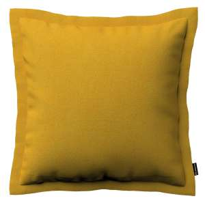 Mona dekoratyvinių pagalvėlių užvalkalas su sienele 45 x 45cm kolekcijoje Etna , audinys: 705-04