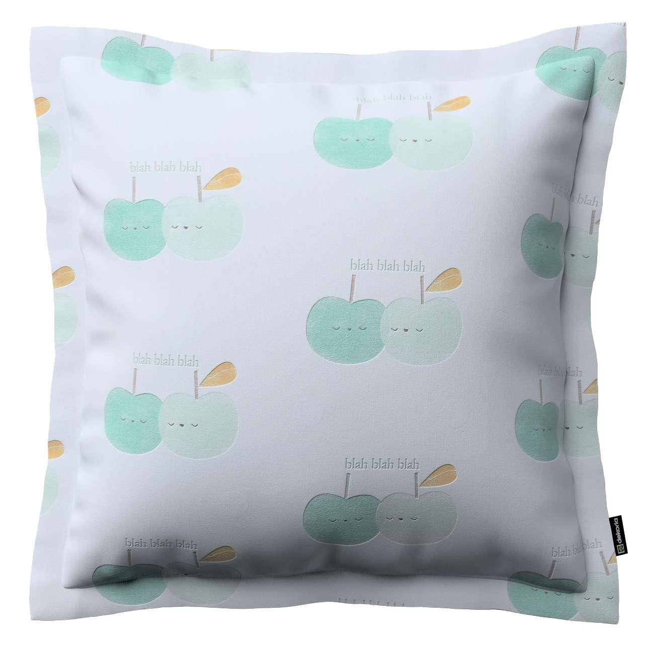 Poszewka Mona na poduszkę 45x45 cm w kolekcji Apanona do -30%, tkanina: 151-02