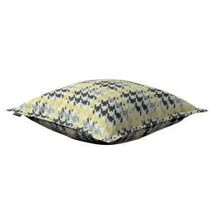 Mona dekoratyvinių pagalvėlių užvalkalas su sienele 45 x 45cm kolekcijoje Brooklyn, audinys: 137-79