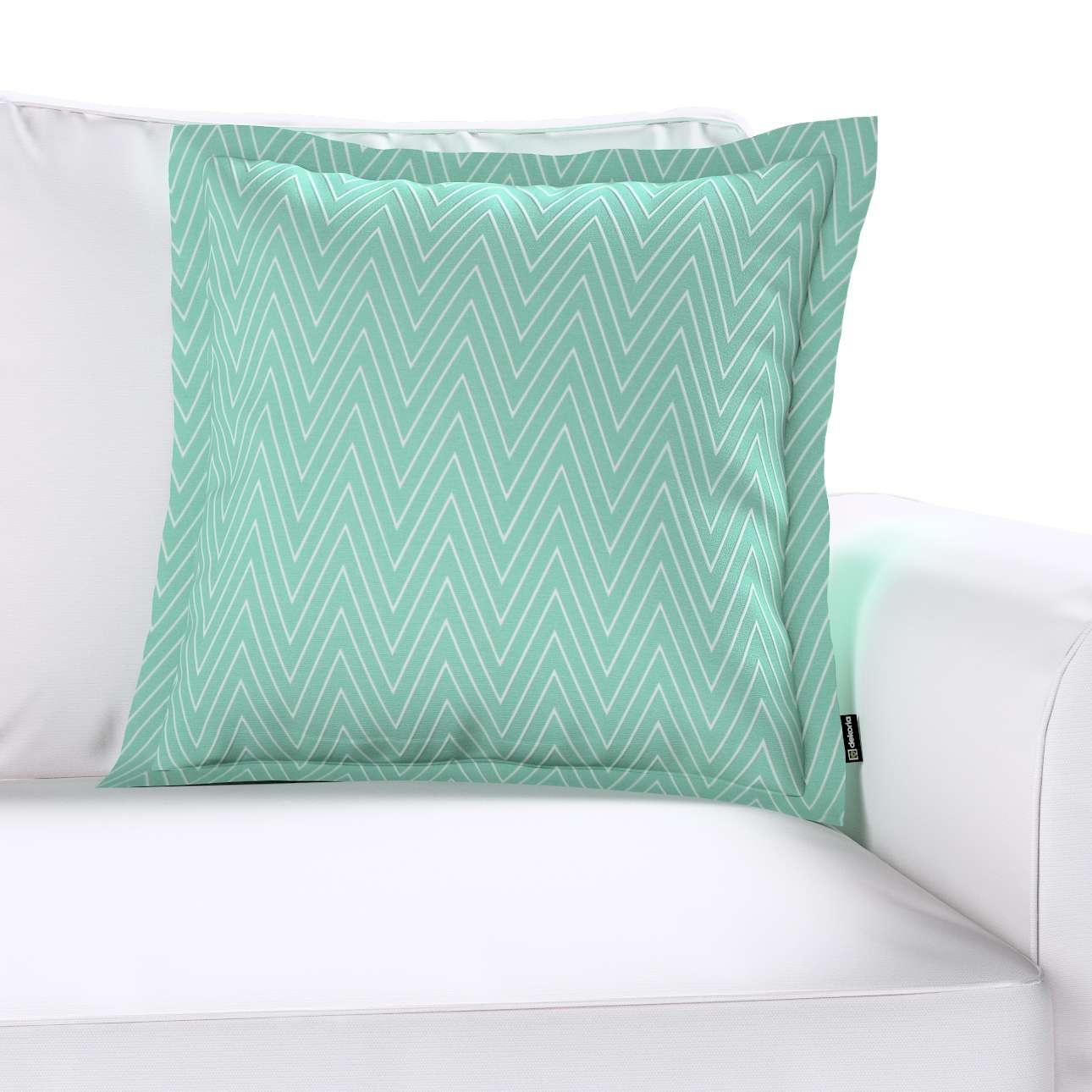 Poszewka Mona na poduszkę w kolekcji Brooklyn, tkanina: 137-90