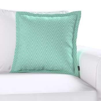 Mona dekoratyvinių pagalvėlių užvalkalas su sienele 45 x 45cm kolekcijoje Brooklyn, audinys: 137-90