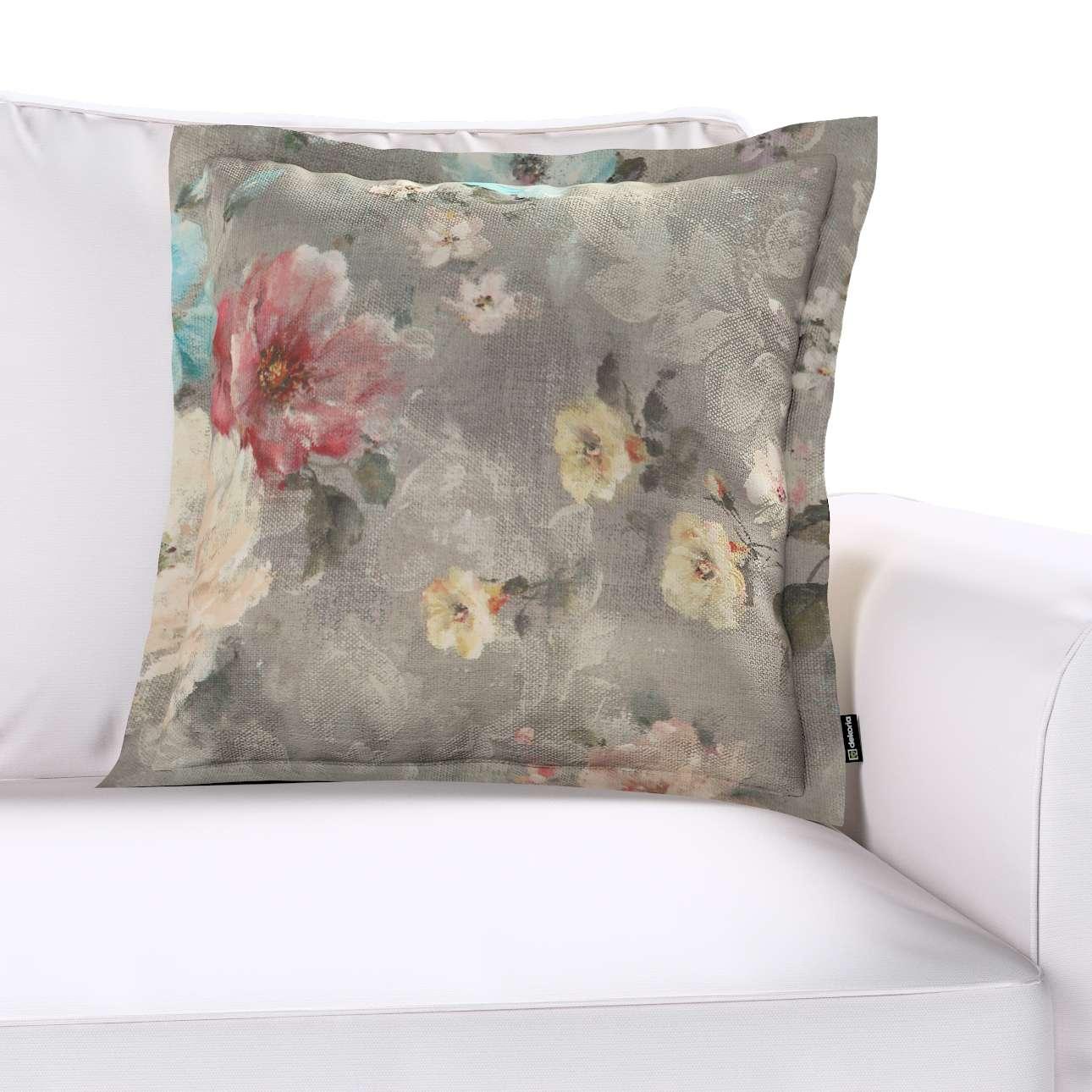 Poszewka Mona na poduszkę w kolekcji Monet, tkanina: 137-81