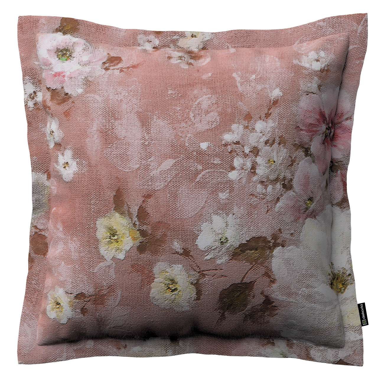 Mona dekoratyvinių pagalvėlių užvalkalas su sienele 45 x 45cm kolekcijoje Monet, audinys: 137-83
