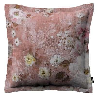 Tyynynpäällinen<br/>Mona reunaompeleella 137-83  Mallisto Flowers