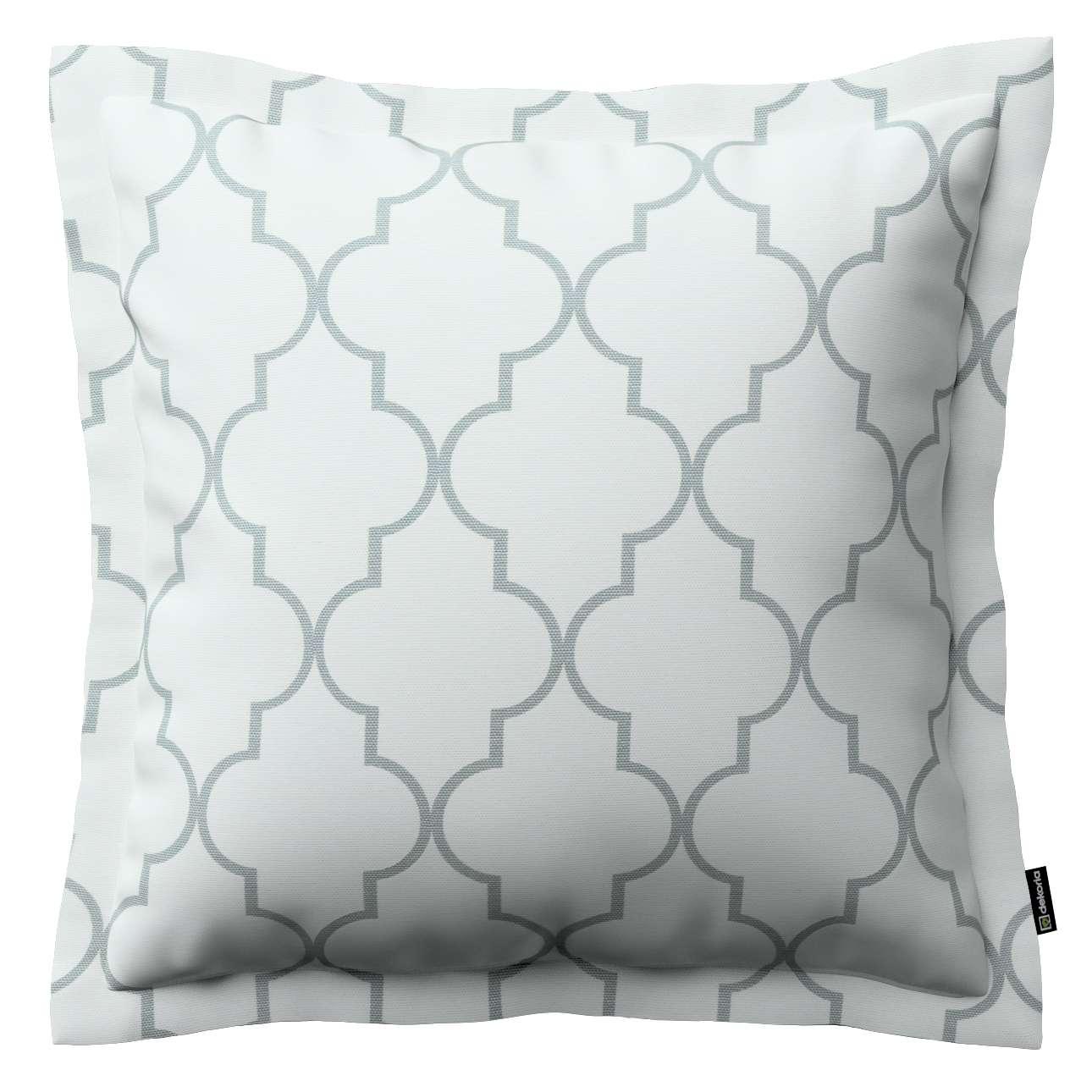 Mona dekoratyvinių pagalvėlių užvalkalas su sienele 45 x 45cm kolekcijoje Comics Prints, audinys: 137-85