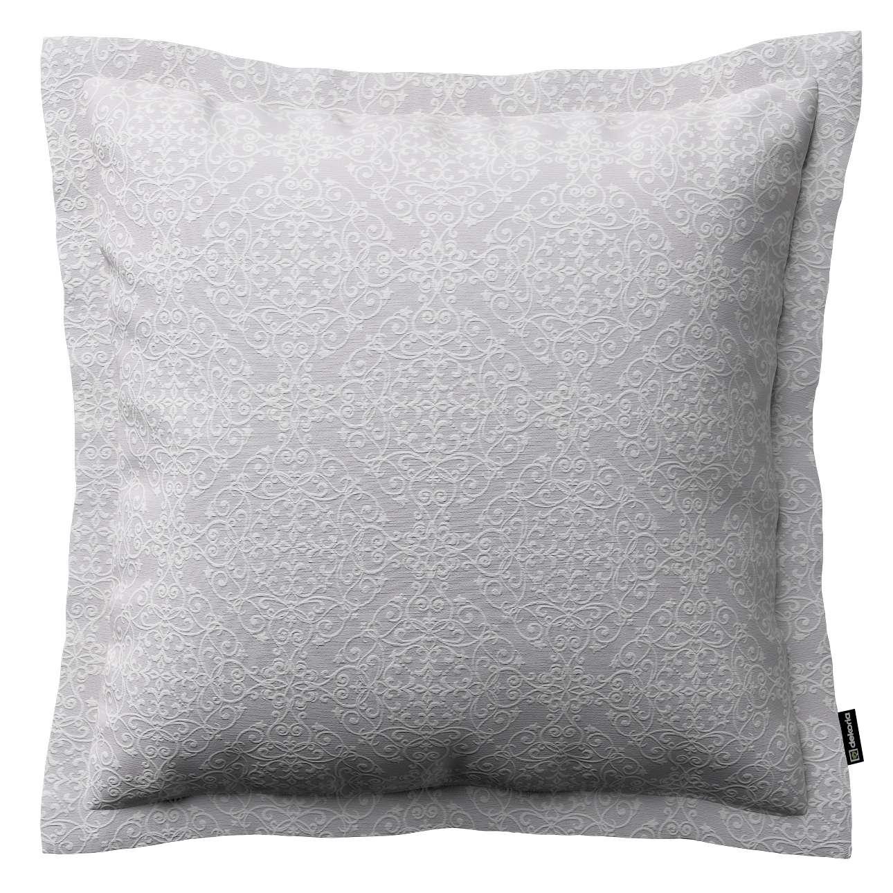 Mona dekoratyvinių pagalvėlių užvalkalas su sienele 38 x 38 cm kolekcijoje Flowers, audinys: 140-38