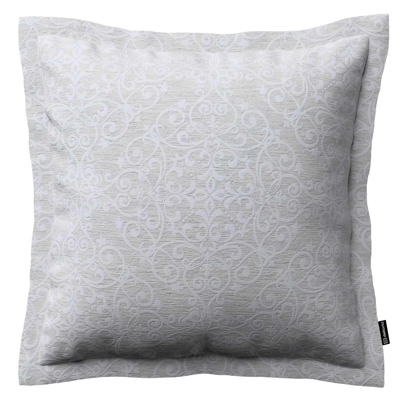 Mona dekoratyvinių pagalvėlių užvalkalas su sienele 38 x 38 cm kolekcijoje Venice, audinys: 140-49
