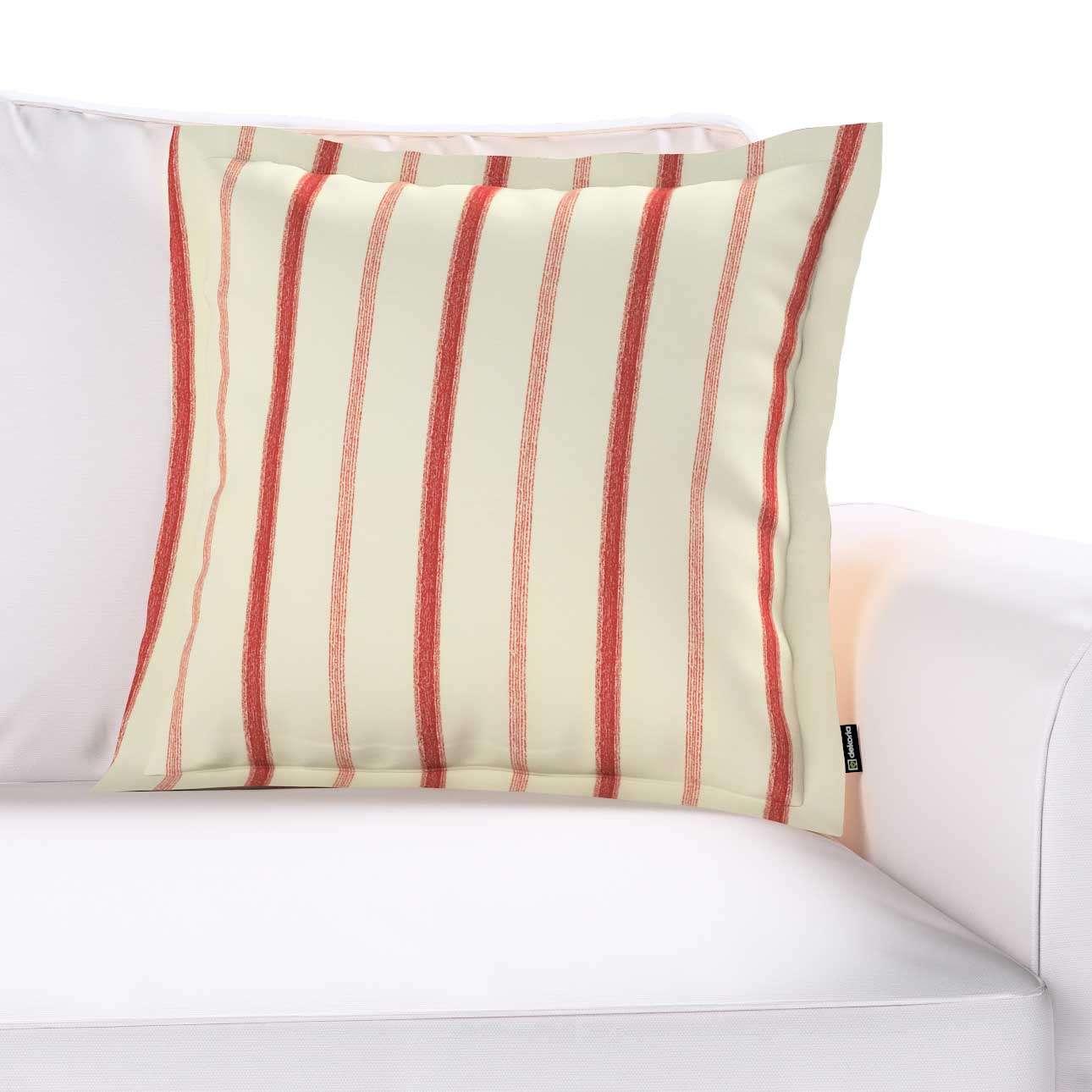 Poszewka Mona na poduszkę w kolekcji Avinon, tkanina: 129-15