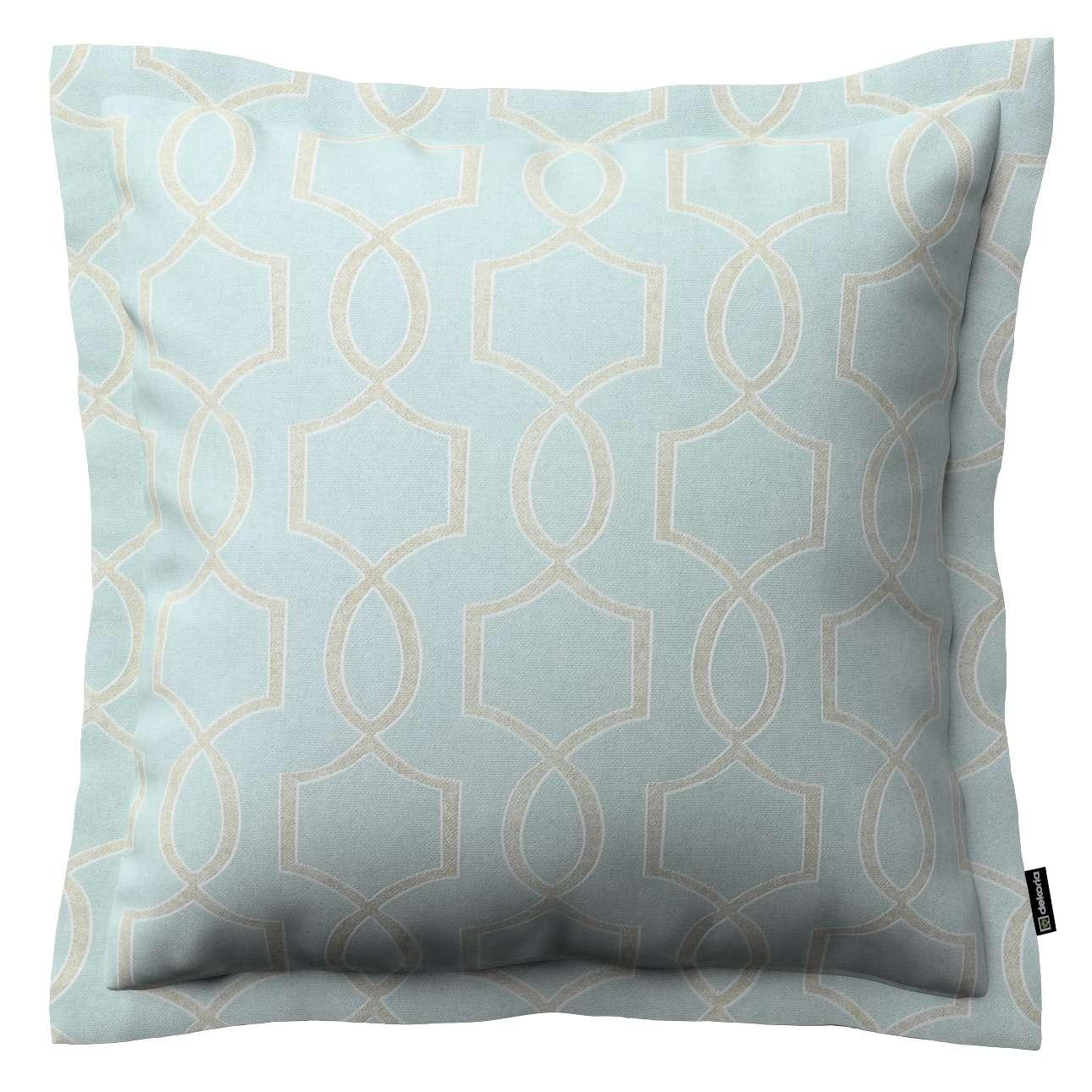 Mona dekoratyvinių pagalvėlių užvalkalas su sienele 45 x 45cm kolekcijoje Comics Prints, audinys: 141-24
