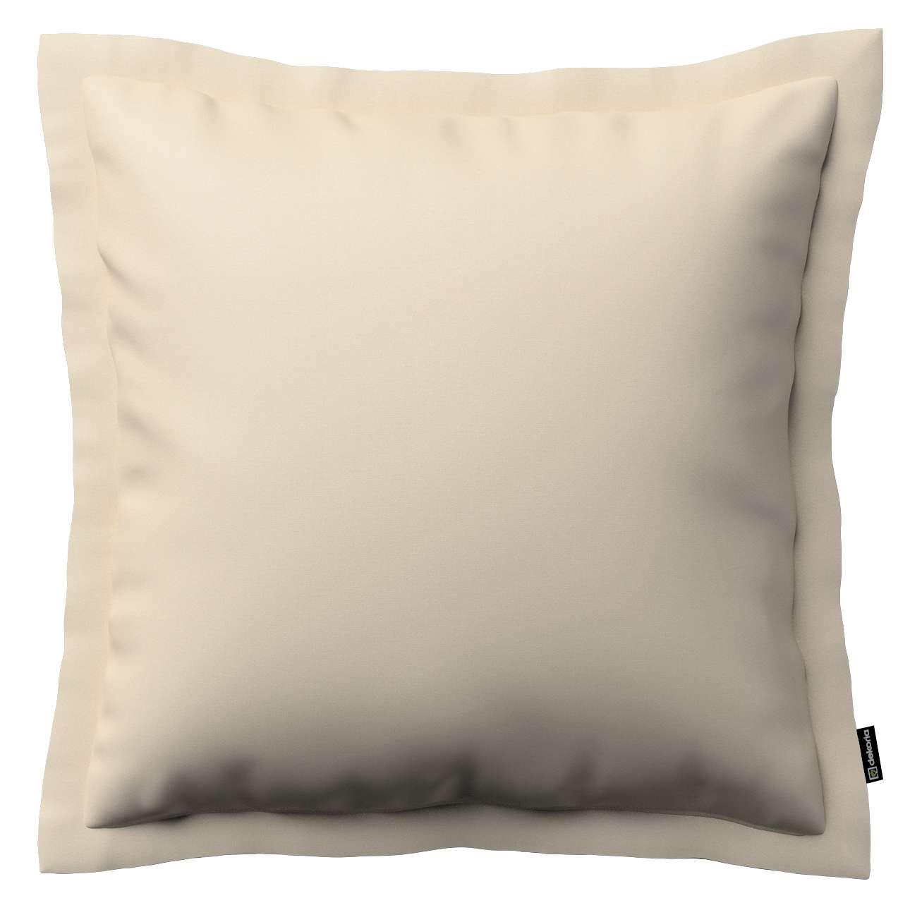 Mona dekoratyvinių pagalvėlių užvalkalas su sienele kolekcijoje Damasco, audinys: 141-73