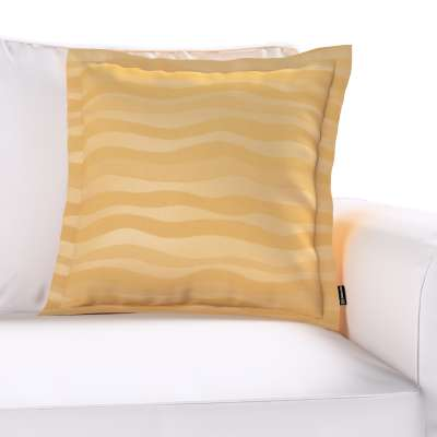 Poszewka Mona na poduszkę w kolekcji Damasco, tkanina: 141-74