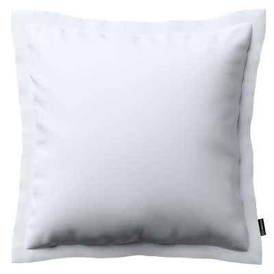 Poszewka Mona na poduszkę 141-78 biały z połyskiem  Kolekcja Damasco