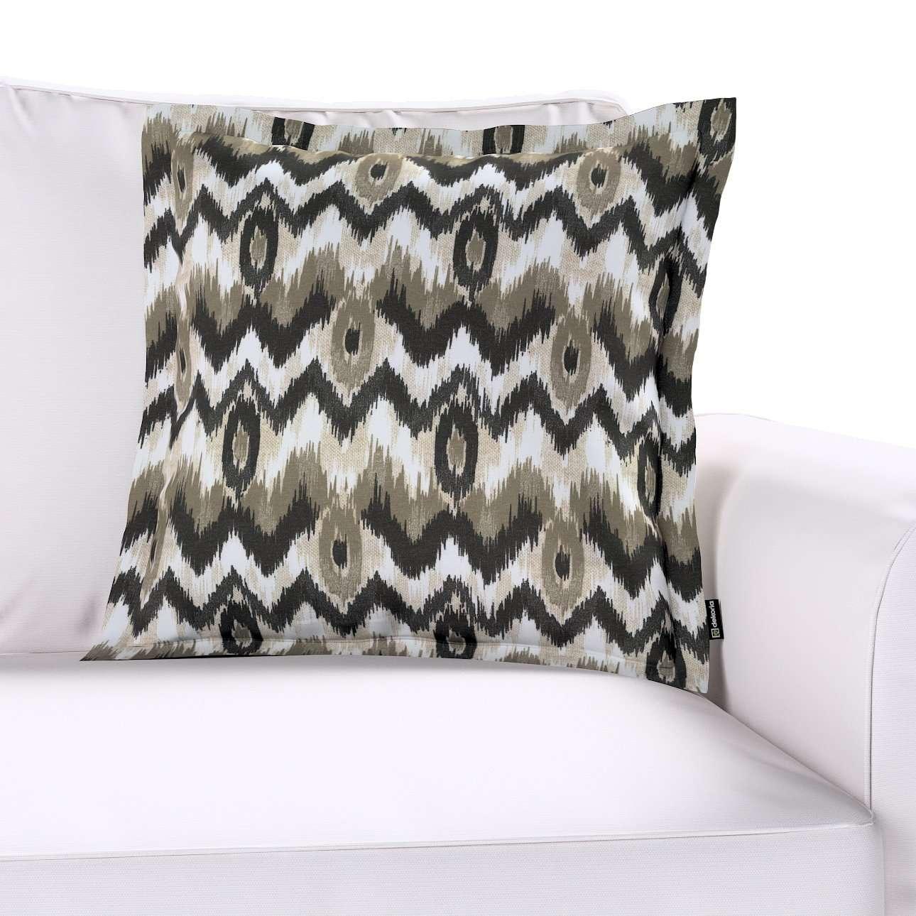Poszewka Mona na poduszkę w kolekcji Modern, tkanina: 141-88
