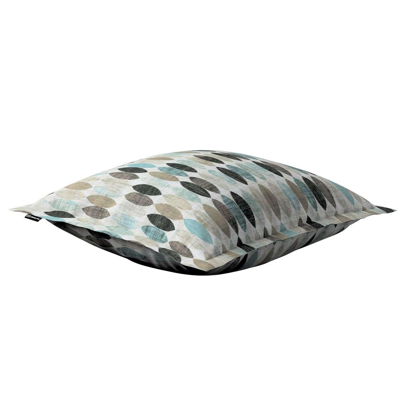 Mona dekoratyvinių pagalvėlių užvalkalas su sienele kolekcijoje Modern, audinys: 141-91